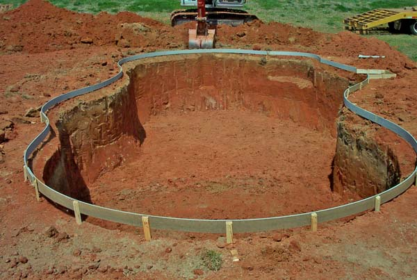 Swimming Pool Excavating : Gallery s a civil earthworkers